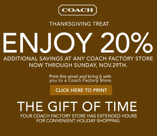 There are 7 Coach coupon codes for you to consider including 5 coupon codes, and 2 sales. Most popular now: 50% Off Select Women's Bags Including Bestsellers Rogue And Dinky At COACH's Holiday Sale. Latest offer: 50% Off Select Women's Bags Including Bestsellers Rogue And .