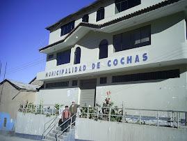 LOCAL MUNICIPAL DISTRITO DE COCHAS