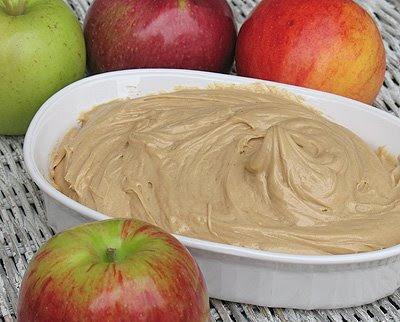 Peanut Butter Apple Dip