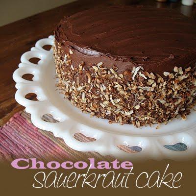 Homestyle German Chocolate Cake