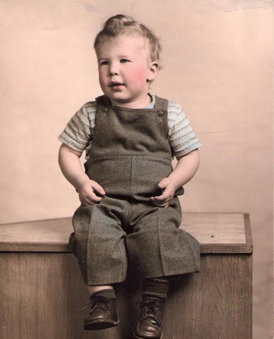 Johnny, age 2