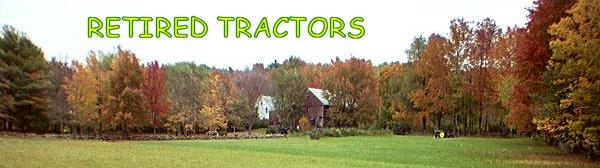 Retired Tractors