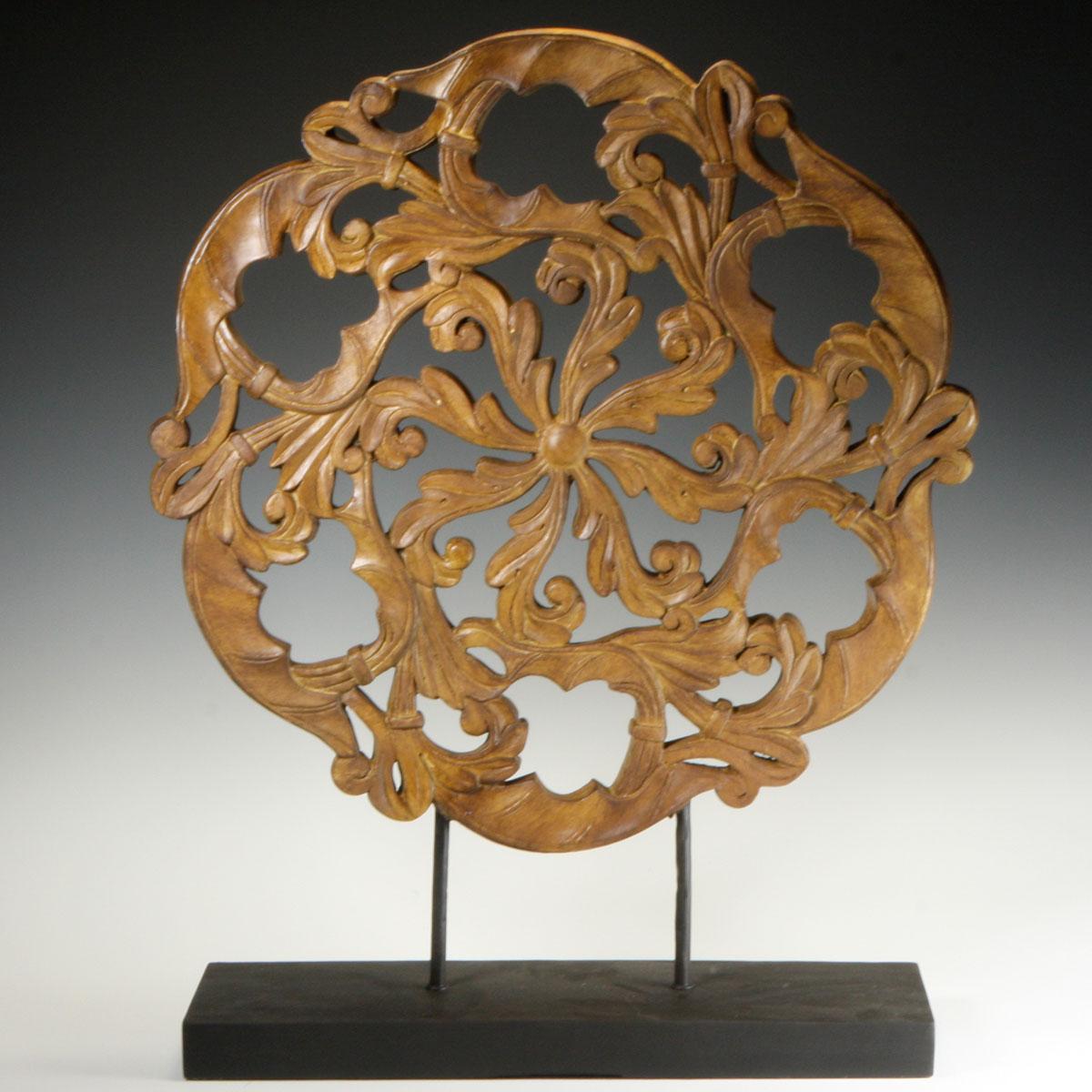 Wood carving inakraf