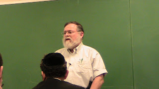 Rabbi Jack Bieler speaking