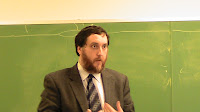 Rabbi Eric Levy speaking