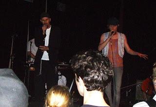 Darshan performing