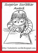 an award for scribbling.. cant get bttr den dis :P :P