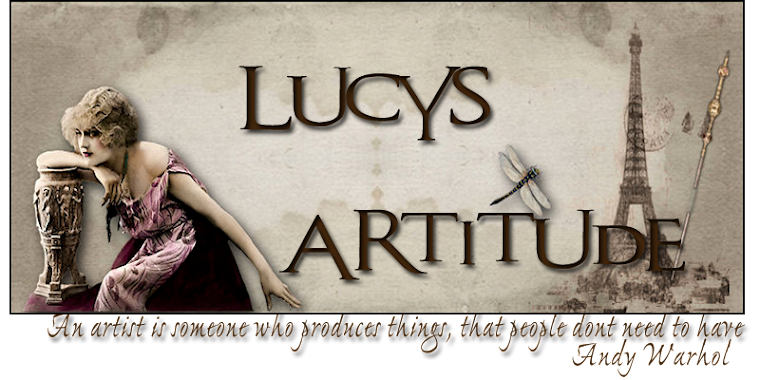 Lucy's Artitude