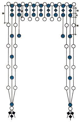 ирландское вязание крючком схемы и модели
