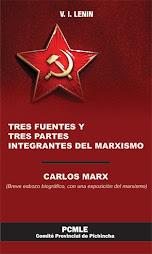 3 Fuentes y Tres Partes integrantes del marxismo