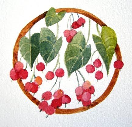 IT's the berries ....