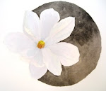 Original Watercolor - Magnolia ...
