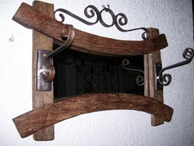 Herreria artesanal neuquina forjar herreria neuquina - Espejos rusticos ...