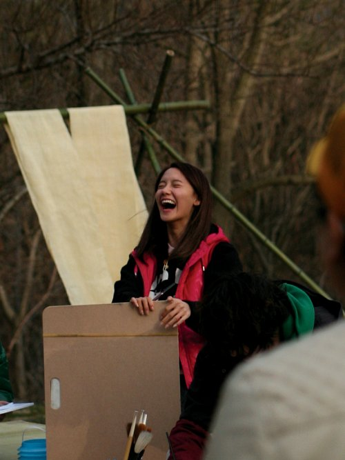 100410 Yoona @ Family Outing 2 - 46.6KB