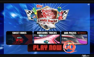 Speed Racer Game by Blit Game