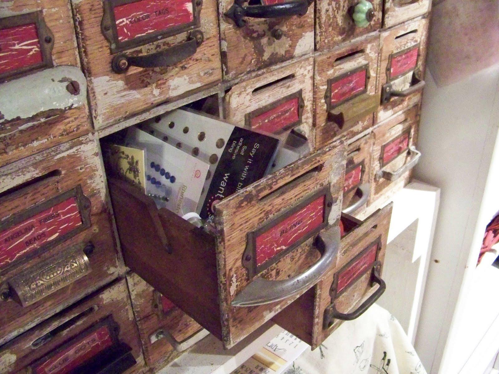 crafty storage august 2010. Black Bedroom Furniture Sets. Home Design Ideas
