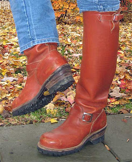 Wesco Redwood Boss Boots