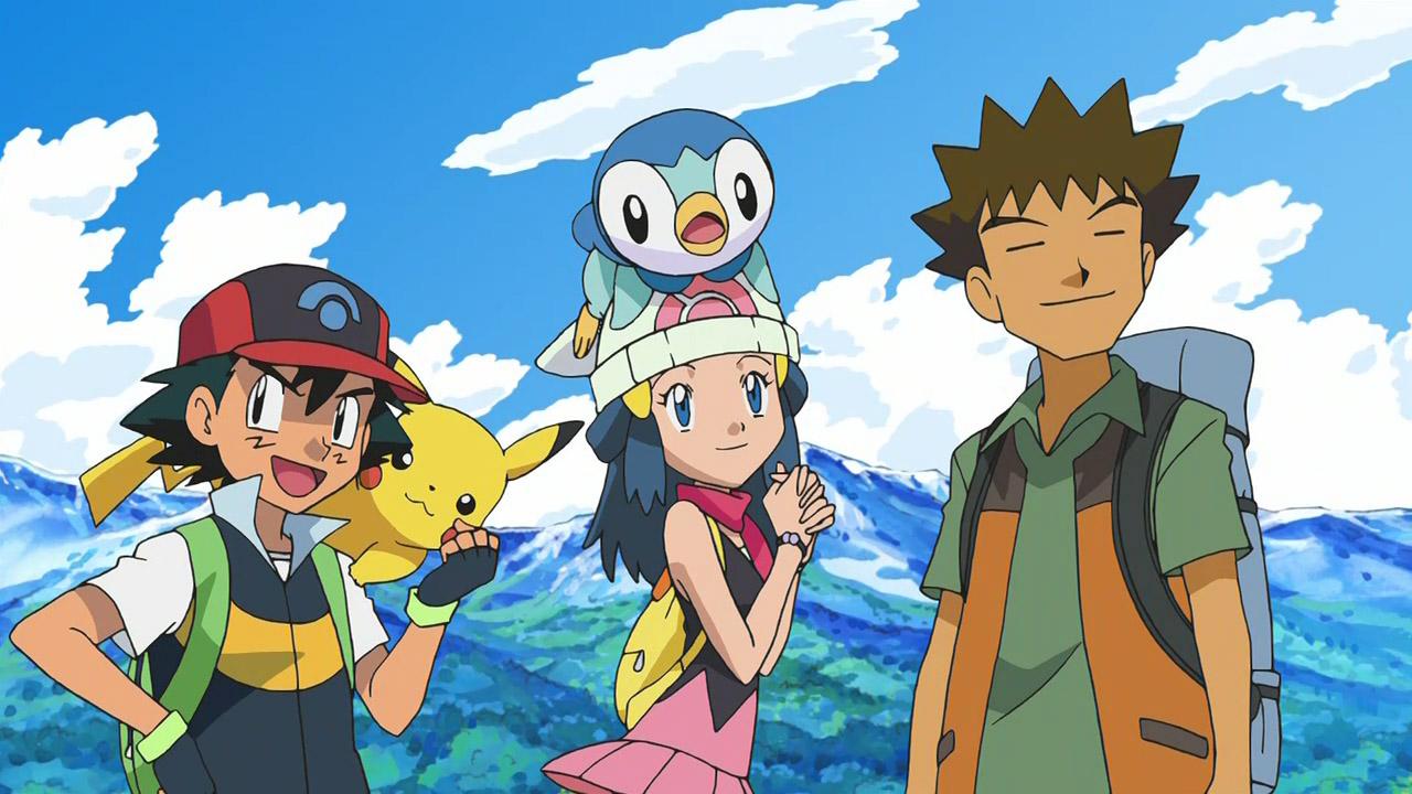 Pokemon ash and iris ash amadureceu ao longo da