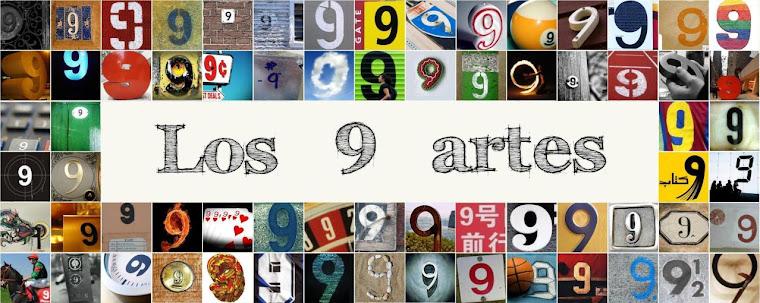 Los 9 artes