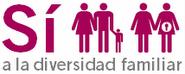SI a la diversidad familiar