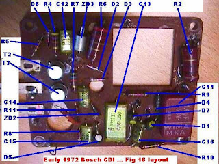 Bosch CDI Diagram