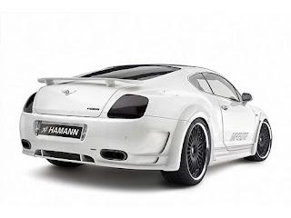 Hamann Bentley Imperator Continental GT Speed