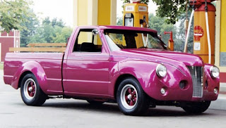 the pink pickup modification