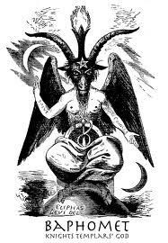 Baphomet dan Lambang Setan