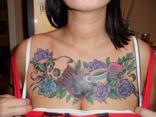 Cover-up Tattoo Designs