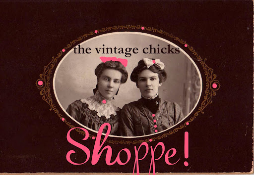 The Vintage Chicks SHOP