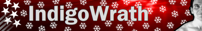 My first Christmas masthead, 2009