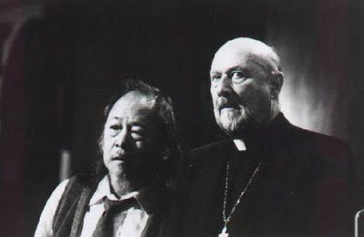 Victor Wong and idifficult in Prince of Darkness