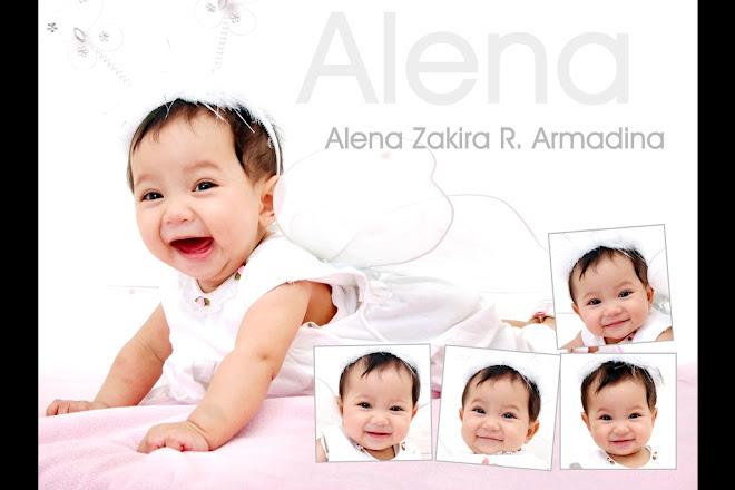 Alena, adiknya Ayesha