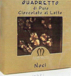 QUADRETTO LATTE E NOCI