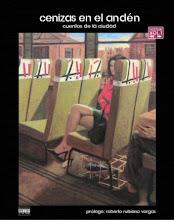 Libro Cenizas en el Andén