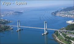 RÍA DE VIGO: Puente de Rande