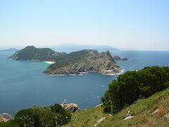 GALICIA. ISLAS CIES. RA DE VIGO