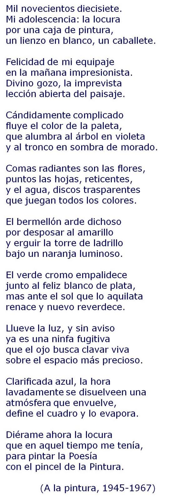 Poemas De La Vanguardia: Caligrama de un Rayo (Cubismo) - twiwa.mine