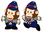 Scout Mascot