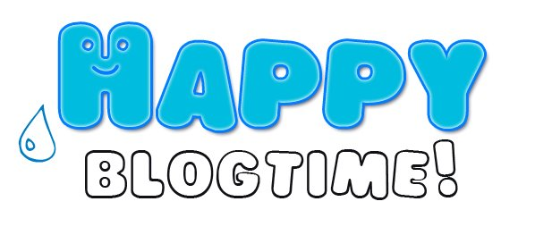 Happy Blogtime!