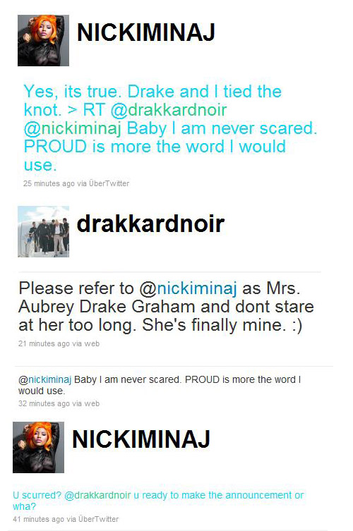 did nicki minaj and drake kiss. Drake and Nicki Minaj