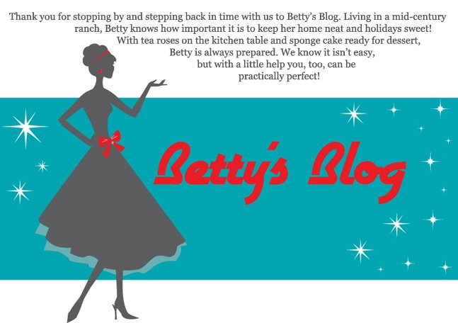 Betty's Blog
