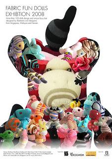 Fabri Fun Dolls Exhibition 2008 from 21st-30th Nov