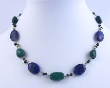 Lapis-Lazuli et Malachite