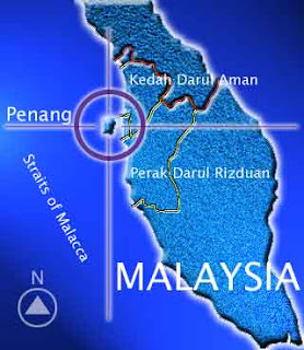 Penang Geography | RM.