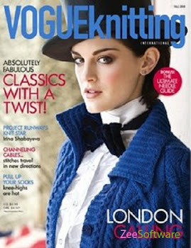 Great Balls of Yarn Featured in Vogue Knitting Magazine!