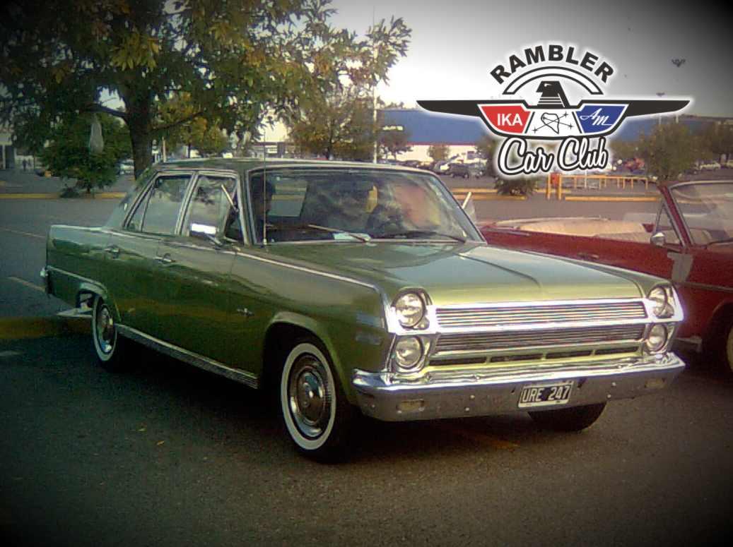 Rambler Car Pictures To Pin On Pinterest Clanek