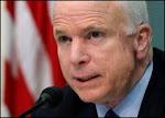 McCain Scales Back In Michigan
