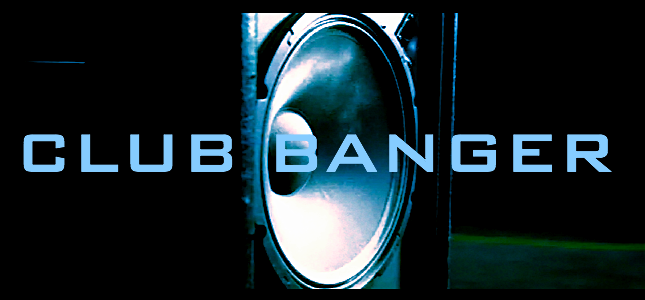 Logo Club hangover music