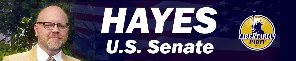 Randall Todd Hayes - Libertarian for U.S. Senate